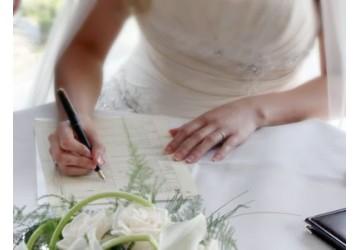 Quais são os procedimentos para o casamento no civil