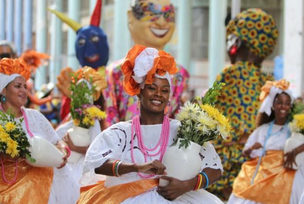 Lavagem Cultural dá inicio à programação do Carnaval no Pelourinho | Bahia tempo real