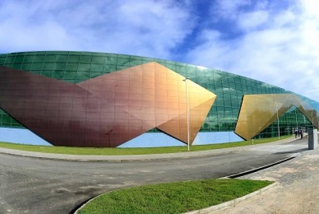 Programação da inauguração oficial do Centro de Convenções   Bahia tempo real