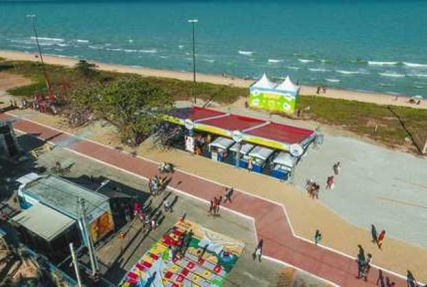 Verão Costa a Costa leva 10 mil pessoas à orla de Alcobaça   Bahia tempo real