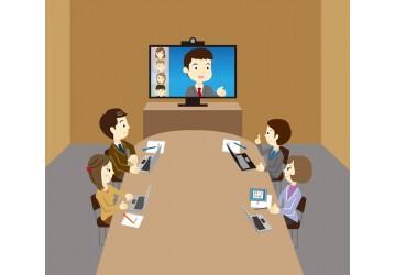 Videoconferência e os benefícios em seu negócio