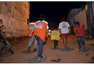 Comunidades simulam evacuação em caso de chuva neste sábado (24)