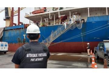 Governo renova proibição de entrada de estrangeiros por portos