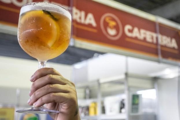 Drinks com café da agricultura familiar conquistam público da Fenagro | Bahia tempo real